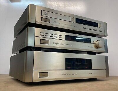 £3237.63 • Buy Accuphase P-11 & C-11 S & CP-11 Complete Audio System. Rare / Excellent!
