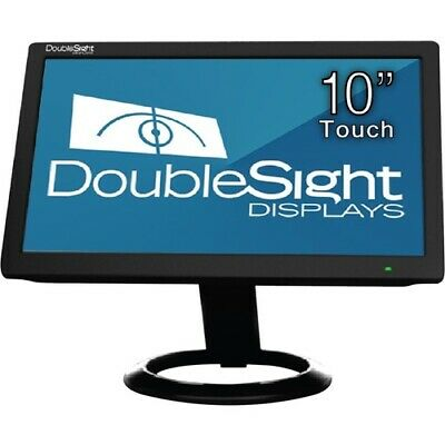 £143.80 • Buy DoubleSight Displays 10  USB LCD Monitor With Touch Screen TAA