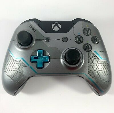 AU89.90 • Buy HALO 5 Genuine Microsoft Xbox One Wireless Controller Guardians Limited Edition