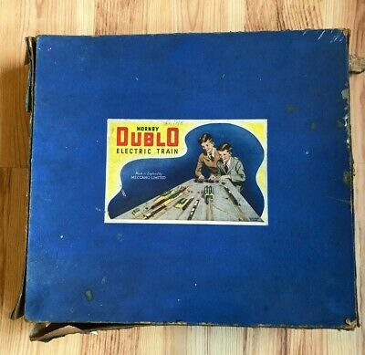 Hornby Dublo Edg7 Mixed Goods Train Set In Excellent Condition With Original Box • 85£