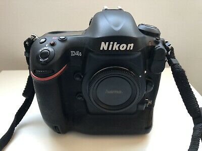 View Details Nikon D4s 16.2 MP Digital SLR Body ONLY - Incredible Camera! • 1,750.00£