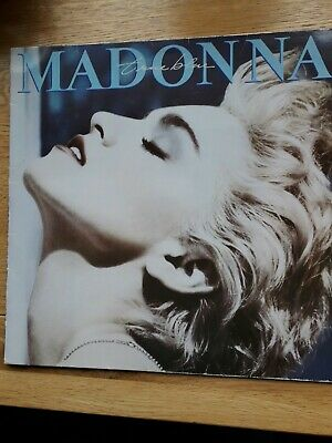 Madonna True Blue  Vinyl Record 1986  • 5£