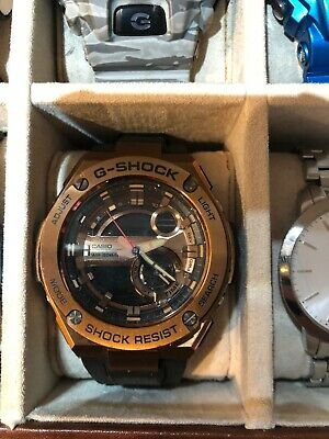 View Details Casio G Shock, Used, Black And Gold • 50.00£