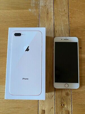 Apple IPhone 8 Plus - 64GB - Rose Gold (EE) A1897 (GSM) - Excellent Condition • 150£