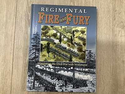 AU70 • Buy Regimental Fire And Fury: Wargaming The Civil War With Miniatures