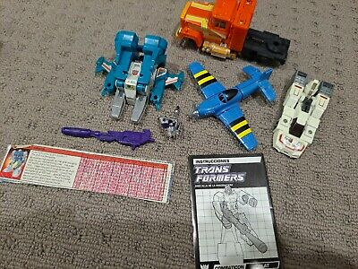 AU60 • Buy Transformers G1 And Gobots Vintage