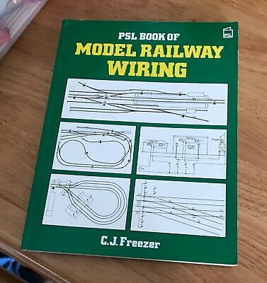 Psl Book Of Model Railway Wiring • 4£