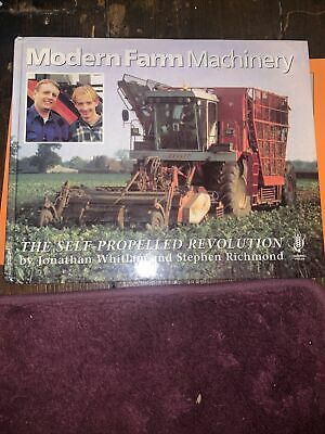 Modern Farm Machinery Book • 9£