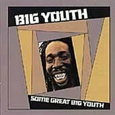 Big Youth - Some Great Big Youth - Big Youth CD XCVG The Fast Free Shipping • 9.44£