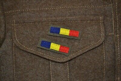 £4.20 • Buy British Ww2 Royal Engineers Arm Of Service Insignia Strips Reme Electrical