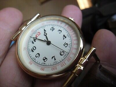 Nice Gents 1920s Italian Army Officers  Military Style Quartz  Watch  • 0.99£