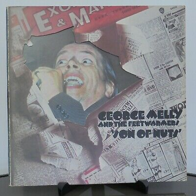 George Melly & The Feetwarmers - Son Of Nuts - LP Warner Bros. Records K 36006 • 0.01£