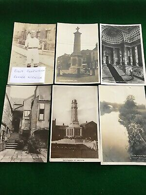 Norfolk 60 Real Photo Postcards All Shown • 12£