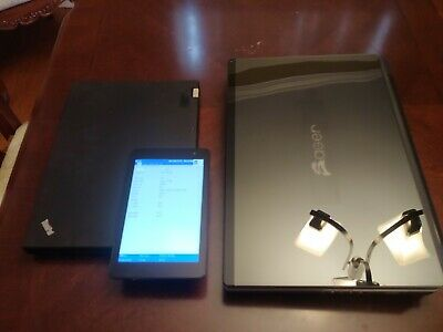 $ CDN77.57 • Buy LOT OF 2 Laptops And A Tablet For Parts Or Fix- Core I7 And I5