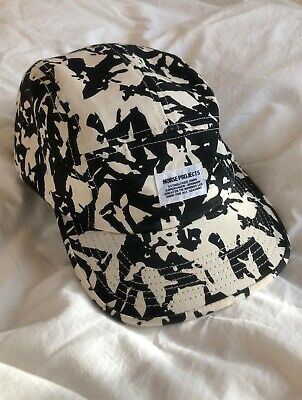 Norse Projects Broken Leaf Pattern 5 Panel Cap • 0.99£