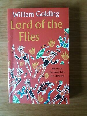 Lord Of The Flies By William Golding 1997, Paperback,  • 3.99£
