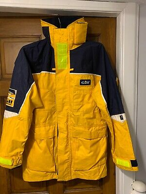 Gill Ladies Coastal/Offshore Sailing Jacket Waterproof Breathable Size UK10  • 20£