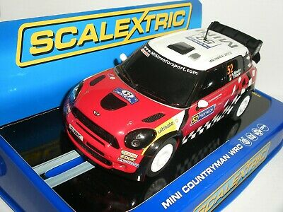 Scalextric - C3285 Mini Countryman WRC Kris Meeke - NEW • 39.99£