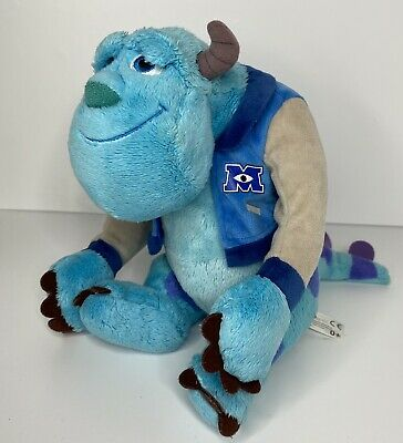 Sully Monsters Inc University Plush Soft Toy Teddy 9 Inch • 9.99£