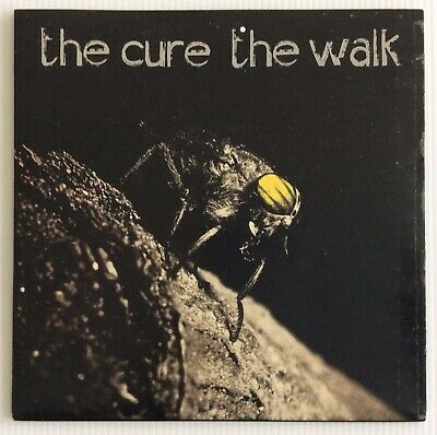 "AU19.99 • Buy The Cure ‎– The Walk 7"" Single Vinyl Record -  Australia 1983 EX RARE"