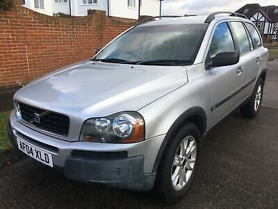 Volvo XC90 2.4 TD D5 AWD GEARTRONIC 2004 SE ++ ONLY 84017 MILES ++ 7 SEATS ++ • 3,795£