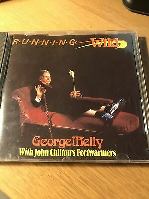 Running Wild - George Melly With John Chilton's Feetwarmers CD Album • 7£