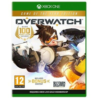AU60.76 • Buy Overwatch Game Of The Year (GOTY) Xbox One Game