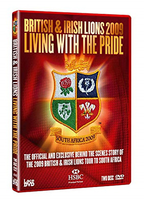 £10.55 • Buy British And Irish Lions 2009: Living With The Pride South Africa 2009[DVD]