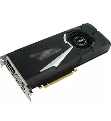 $ CDN700 • Buy MSI Nvidia Geforce GTX 1070 Ti 8GB DDR5 Video Graphics Card