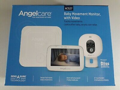 View Details Angelcare AC527 Baby Movement Monitor With Video System • 140.00£