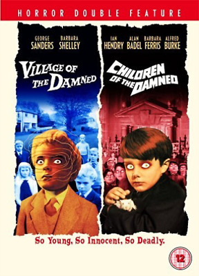 Ian Hendry-Village Of The Dammed/Children Of The DVD NEW • 6.41£