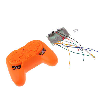 Orange Plastic 2. 4G Remote Control And Receiver Board For Kids Ride On Toys • 8.87£
