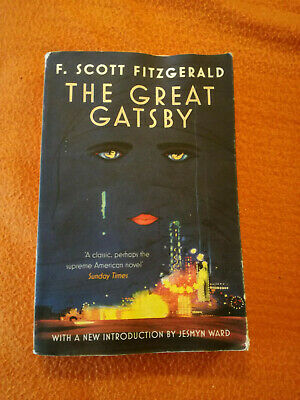 The Great Gatsby By F. Scott Fitzgerald (Paperback, 1992) • 2.50£