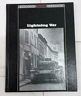 Lightning War (The Third Reich Ser.), Time-Life Books Editors (editor), Used; Go • 4.73£