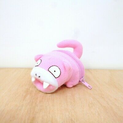 Official Pokemon Tomy - Slowpoke Reversible Pokeball Plush Soft Toy Japan 2.5  • 12.99£