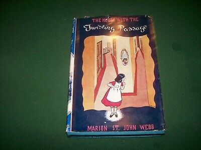 £19.99 • Buy The House With The Twisting Passage.marion St.john Webb.vintage Hardcover Book