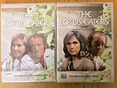The Lotus Eaters:The Complete First & Second Series DVD (2009)  • 22.99£