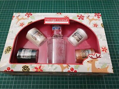 Yankee Candle Set • 2.20£