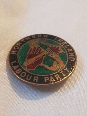 Northern Ireland Labour Party Badge • 29£