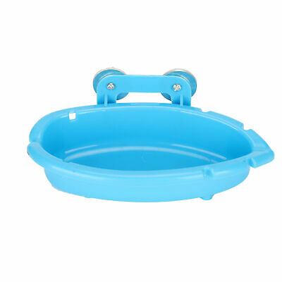 Bath Tub Feeder Plastic Safe Water Bowl For Bird • 11.13£