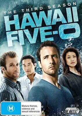 AU25.24 • Buy Hawaii Five-0 - Season 3 DVD