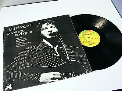 Neil Diamond Touching You Touching Me  Lp Vinyl Record. 1969 • 3.99£