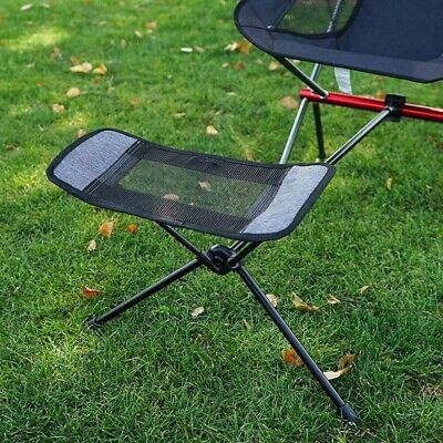 Portable Foot Chair Footstool Folding Outdoor Camping Fishing Chair Rest Stool • 15.60£