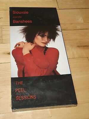 £399.99 • Buy Siouxsie & The Banshees - The Peel Session CD Long Box (Sealed) - ULTRA RARE!