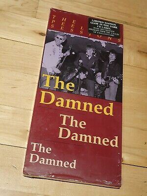 £399.99 • Buy The Damned - The Peel Session CD Long Box (Sealed) - ULTRA RARE!