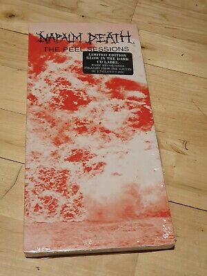 £399.99 • Buy Napalm Death - The Peel Session CD Long Box (Sealed) - ULTRA RARE GRINDCORE!