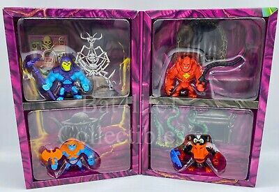 $39.95 • Buy Masters Of Universe Eternia Minis Set 4-pack Diorama Snake Mountain New!!