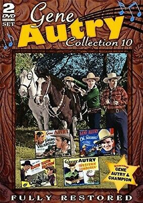 £12.93 • Buy Gene Autry: Collection 10 [Region 1] DVD Highly Rated EBay Seller Great Prices
