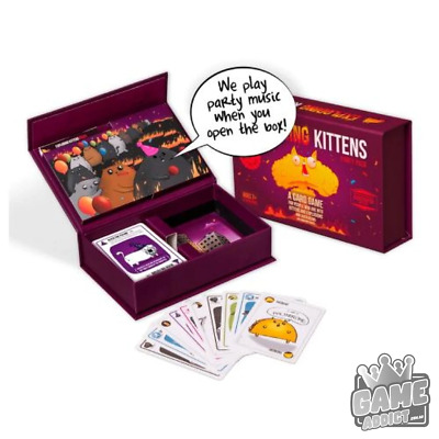AU59.95 • Buy Exploding Kittens Party Pack