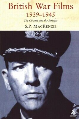 £8.48 • Buy British War Films, 1939-1945 The Cinema And The Services By S. P. Mackenzie